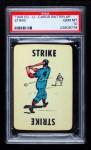 1949 Ed-U-Cards Batter Up   Strike Front Thumbnail