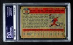 1957 Topps #18  Don Drysdale  Back Thumbnail