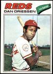 1977 Topps #23  Dan Driessen  Front Thumbnail