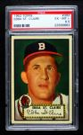 1952 Topps #393  Ebba St. Claire  Front Thumbnail