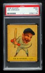 1938 Goudey Heads Up #250 / #274 Joe DiMaggio  Front Thumbnail