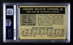 1954 Wilson Franks  Vern Stephens  Back Thumbnail