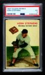 1954 Wilson Franks  Vern Stephens  Front Thumbnail