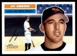 2005 Topps Heritage #35  Jay Gibbons  Front Thumbnail