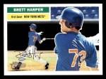 2005 Topps Heritage #466  Brett Harper  Front Thumbnail