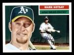 2005 Topps Heritage #472  Mark Kotsay  Front Thumbnail