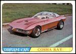 1968 Topps Hot Rods #32   Cosma Ray Front Thumbnail