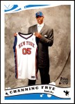 2005 Topps #228  Channing Frye  Front Thumbnail