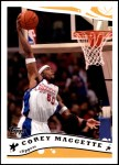 2005 Topps #153  Corey Maggette  Front Thumbnail