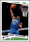 2005 Topps #70  Dwight Howard  Front Thumbnail