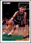 1993 Fleer #45  Mike Iuzzolino  Front Thumbnail