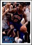 1993 Fleer #61  Terry Mills  Front Thumbnail