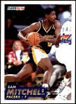 1993 Fleer #86  Sam Mitchell  Front Thumbnail
