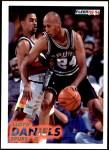 1993 Fleer #190  Lloyd Daniels  Front Thumbnail