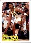 1993 Fleer #203  Sam Perkins  Front Thumbnail