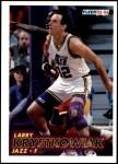 1993 Fleer #209  Larry Krystkowiak  Front Thumbnail