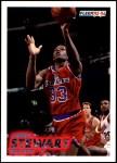 1993 Fleer #220  Larry Stewart  Front Thumbnail