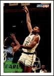 1993 Fleer #246  Acie Earl  Front Thumbnail