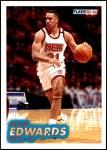 1993 Fleer #333  Kevin Edwards  Front Thumbnail