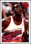 1993 Fleer #354  Orlando Woolridge  Front Thumbnail