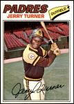 1977 Topps #447  Jerry Turner  Front Thumbnail