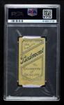 1909 T206 CHI Mordecai Brown  Back Thumbnail