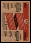2002 Topps Heritage Then & Now #2 TN Al Rosen / Alex Rodriguez  Back Thumbnail