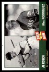 2002 Topps Heritage Then & Now #8 TN Al Rosen / Alex Rodriguez  Front Thumbnail