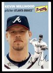 2003 Topps Heritage #79  Kevin Millwood  Front Thumbnail