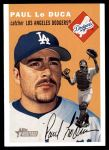 2003 Topps Heritage #112  Paul Lo Duca  Front Thumbnail