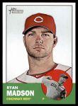 2012 Topps Heritage #341  Ryan Madson  Front Thumbnail