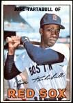 1967 Topps #56  Jose Tartabull  Front Thumbnail