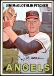 1967 Topps #19  Jim McGlothlin  Front Thumbnail