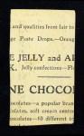 1909 E95   -  Ty Cobb  Promo Card Back Thumbnail