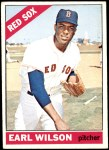 1966 Topps #575  Earl Wilson  Front Thumbnail