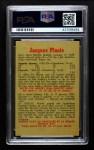 1959 Parkhurst #41  Jacques Plante  Back Thumbnail