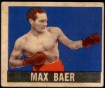 1948 Leaf #93  Max Baer  Front Thumbnail