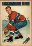 1953 Parkhurst #32  Butch Bouchard  Front Thumbnail