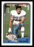 1988 Topps #112  Ray Childress  Front Thumbnail