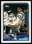 1988 Topps #160  Joey Browner  Front Thumbnail