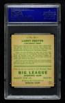 1933 Goudey #45  Larry Benton  Back Thumbnail