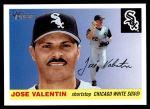2004 Topps Heritage #454  Jose Valentin  Front Thumbnail