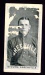 1910 T209-2 Contentnea  Stouch  Front Thumbnail