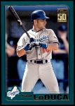 2001 Topps Traded #92 T Paul LoDuca  Front Thumbnail