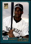 2001 Topps Traded #44 T Roberto Kelly  Front Thumbnail