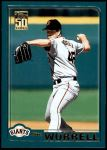 2001 Topps Traded #61 T Tim Worrell  Front Thumbnail