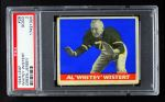 1948 Leaf #28 GRN Whitey Wistert  Front Thumbnail