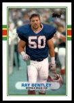 1989 Topps Traded #4 T Ray Bentley  Front Thumbnail