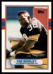 1989 Topps Traded #44 T Tim Worley  Front Thumbnail