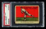 1915 Cracker Jack #96  Beals Becker  Front Thumbnail